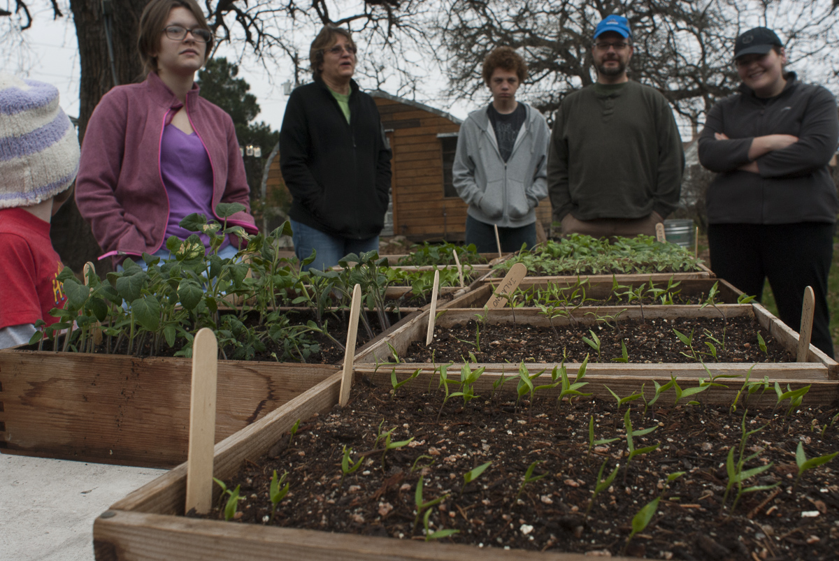 Green Corn Project Blog | Feeding Austin, One Garden At A Time